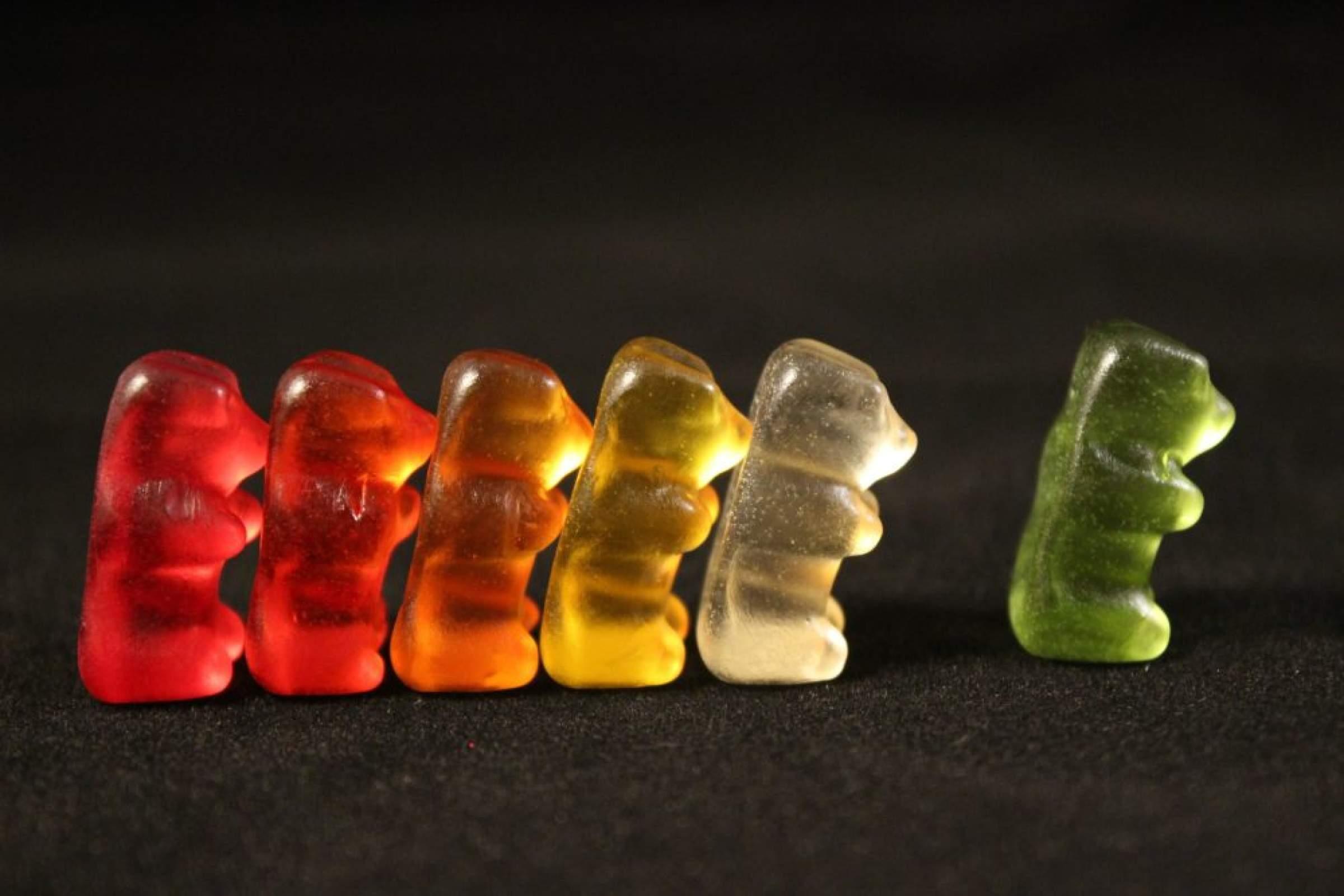 5 Best Tasting CBD Gummy Bears